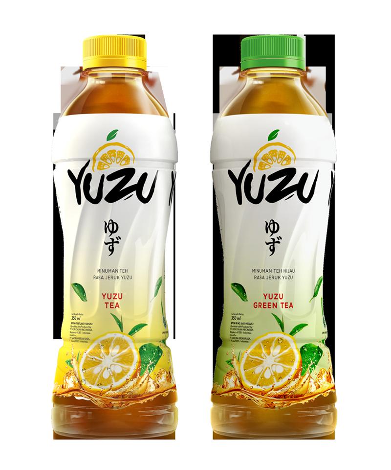 apa itu buah yuzu