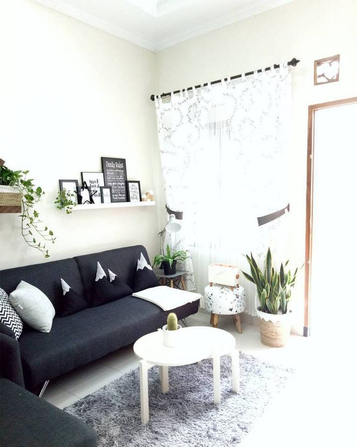 cara menata ruang keluarga